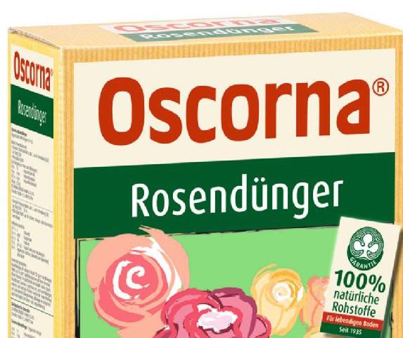 Rosendünger von Oscorna